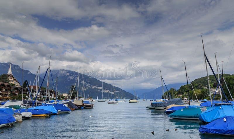 town för port för apuliabari fartyg royaltyfria bilder
