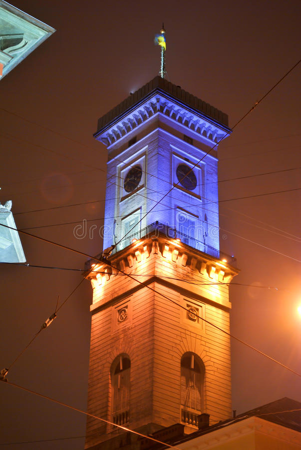 Download Town Hall Stock Photo - Image: 18831830
