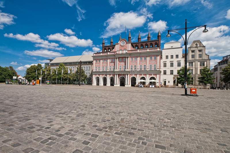 Town Hall Royalty Free Stock Images