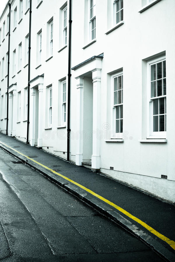 Download Town houses stock photo. Image of sash, facade, area - 28082614