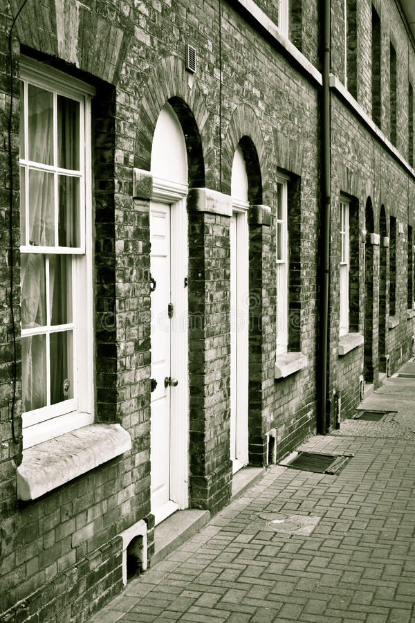 Download Town houses stock image. Image of town, style, street - 29632011