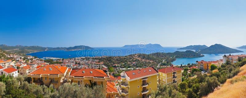 Download Town Kas, Turkey stock image. Image of kash, swimming - 27778333