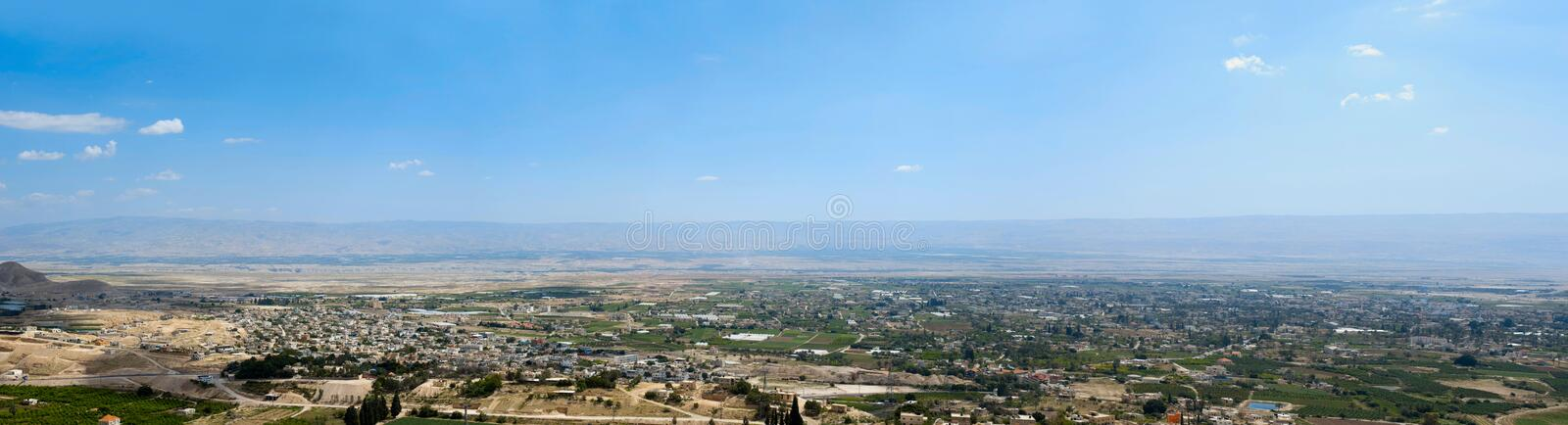 Download Town near the mountains stock photo. Image of landscape - 18643414
