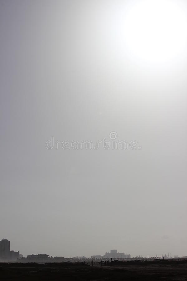 Town, Negative Space stock photography
