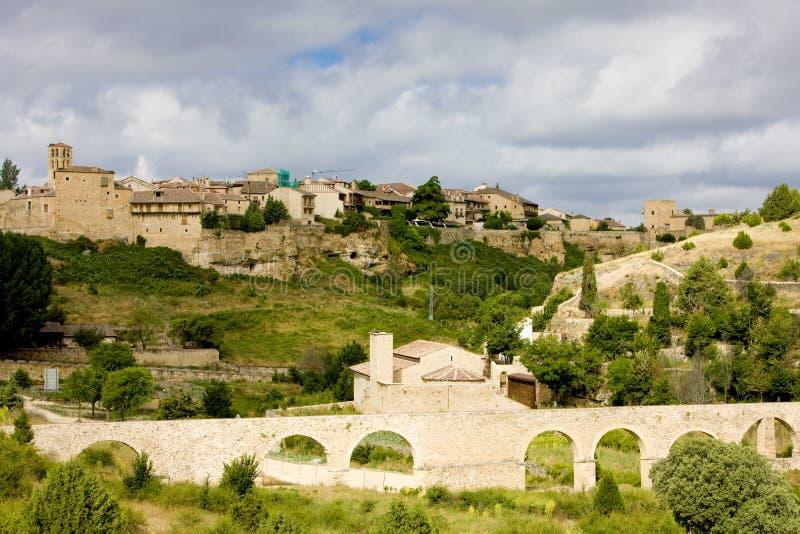Download Town Of Pedraza De La Sierra Royalty Free Stock Photo - Image: 14687115