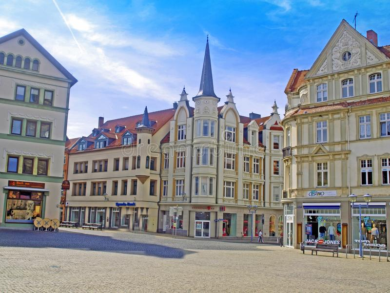 Town, Property, Mixed Use, Town Square royalty free stock photography