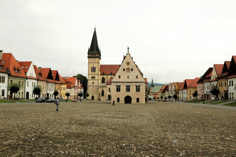 Town, Sky, Town Square, Château royalty free stock photos