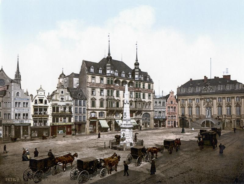 Town, Town Square, Medieval Architecture, Plaza stock photography