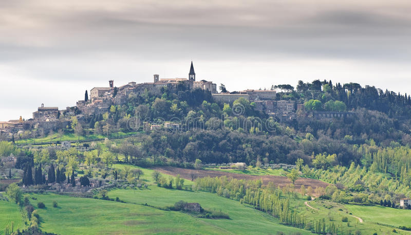 Town Of Todi, Italy Royalty Free Stock Photography