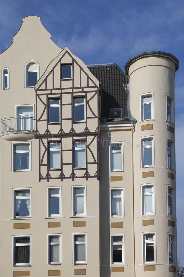 Download Townhouse Fundando Do Período Foto de Stock - Imagem de architectural, imagem: 29832560