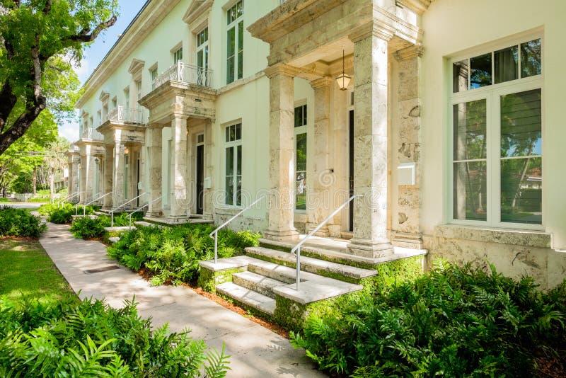 townhouses zdjęcie royalty free