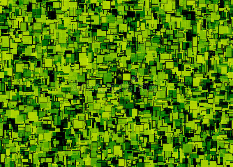 Download Toxic rectangle background stock illustration. Illustration of yellow - 23826406