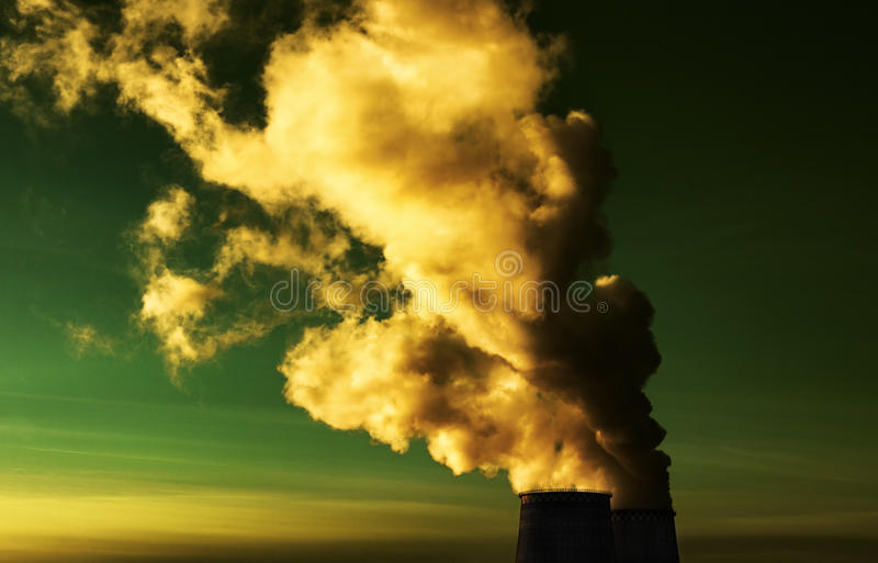 Download Toxic smoke stock image. Image of ecology, atmosphere - 18382091