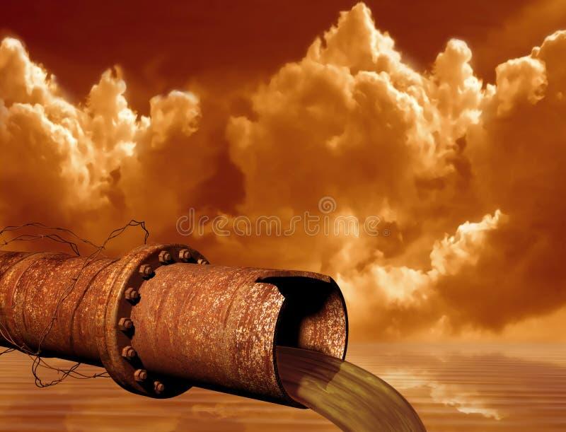 Toxic Waste Stock Photography