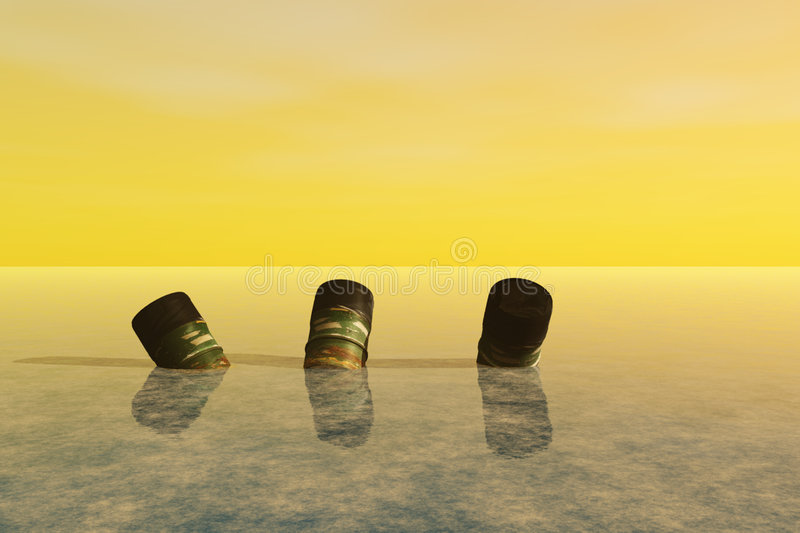Download Toxic Waste stock illustration. Image of dirty, pollution - 9066196