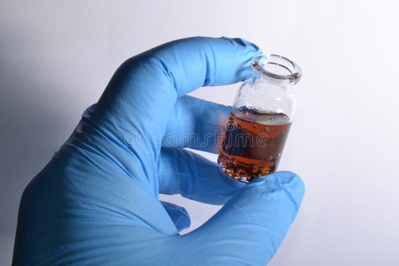 Toxicologie légale images stock