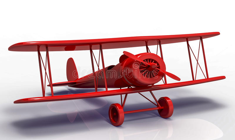 Download Toy Airplane Stock Photo - Image: 26051290