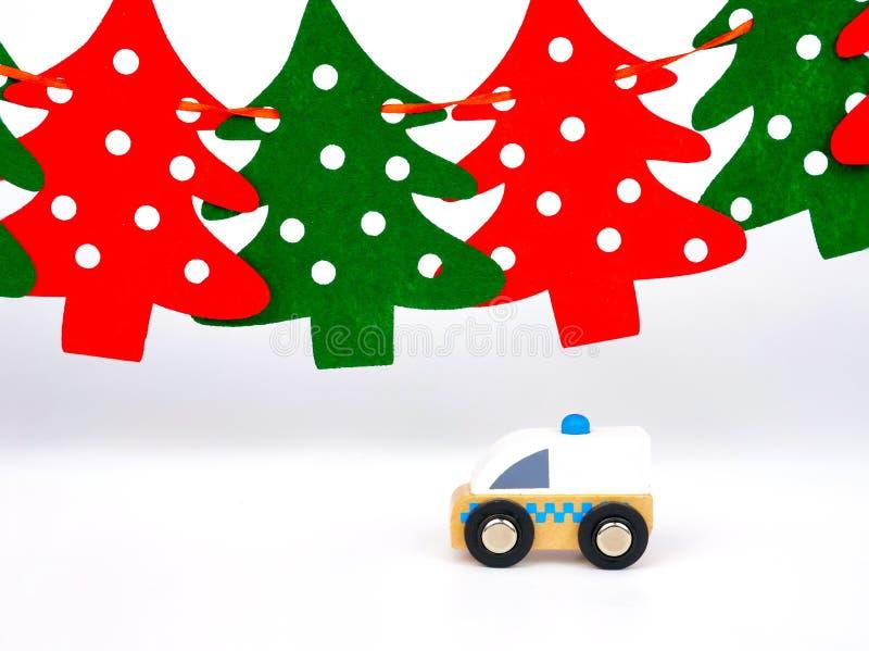 Toy Ambulance image libre de droits