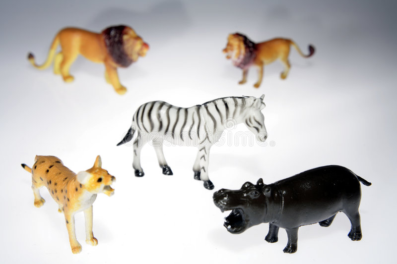 Toy animals