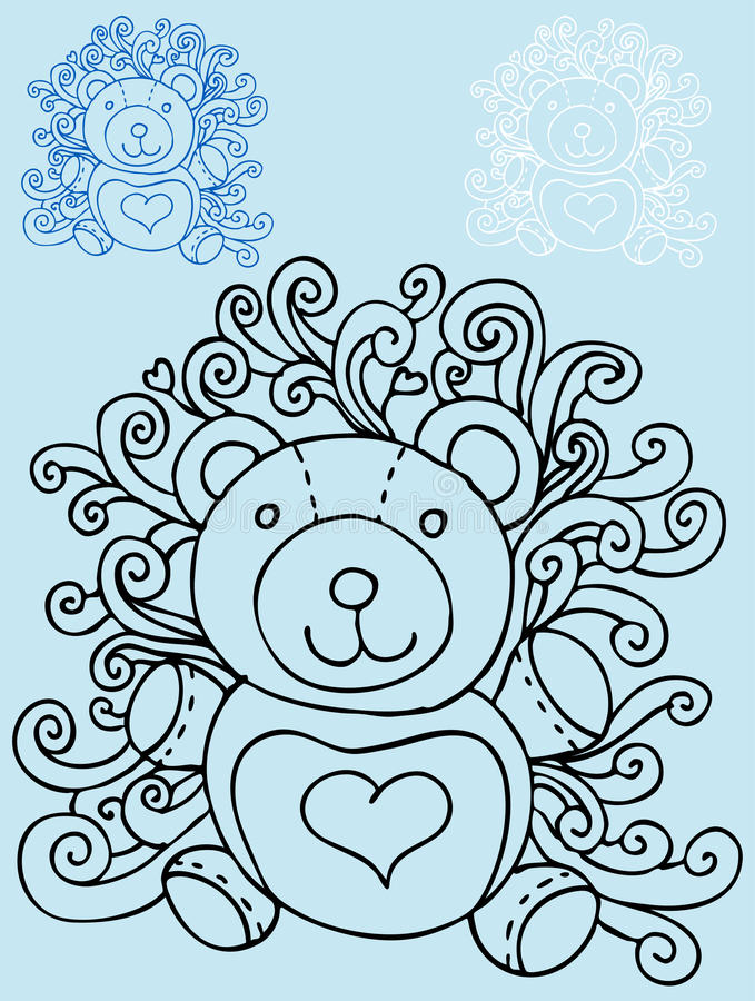 Download Toy Bear Stock Photo - Image: 14925270