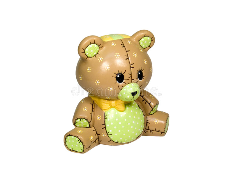Download Toy bear stock photo. Image of change, collecting, financing - 942866