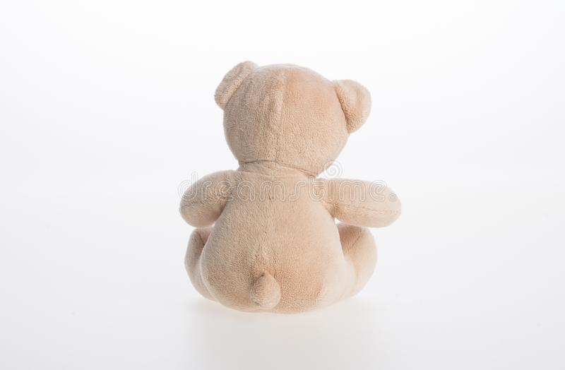 Toy or toy bear on a background. Toy or toy bear on a background royalty free stock photos