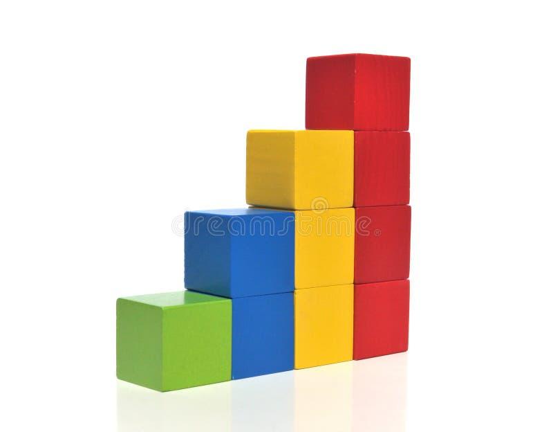 Download Toy Blocks stock photo. Image of build, blocks, chart - 21260558