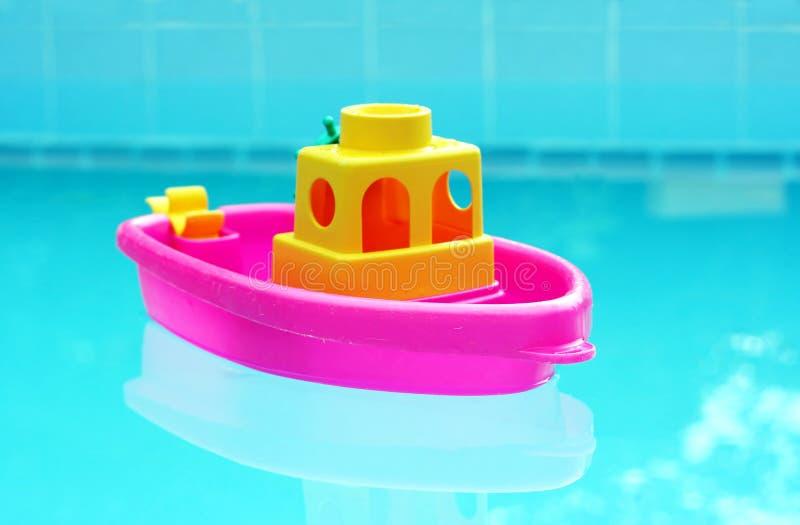 Toy Boat fotos de archivo