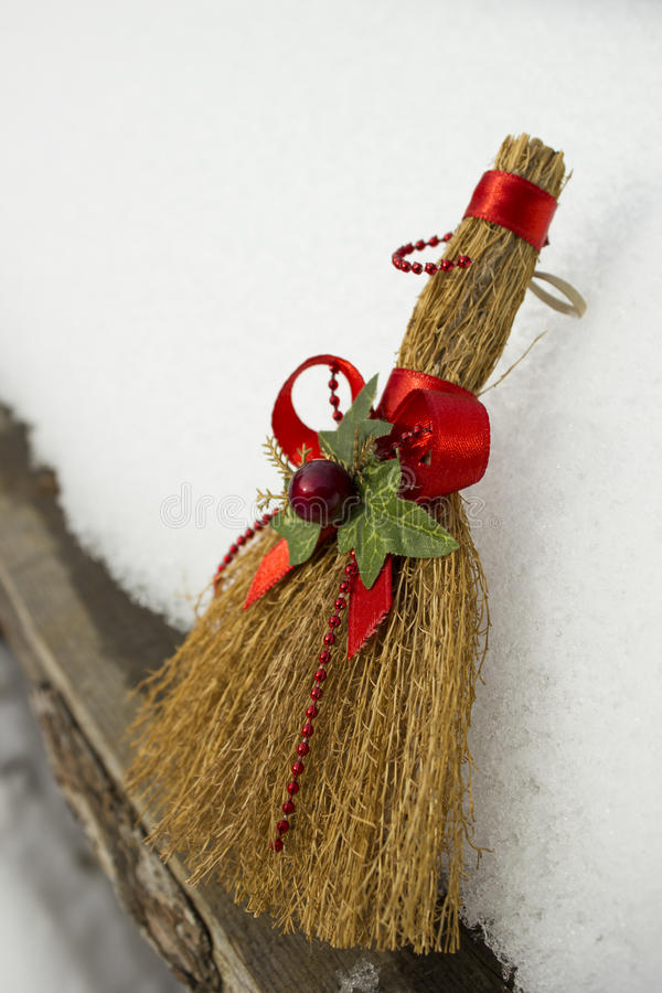 Download Toy Broom stock photo. Image of besom, tree, new, band - 37390062