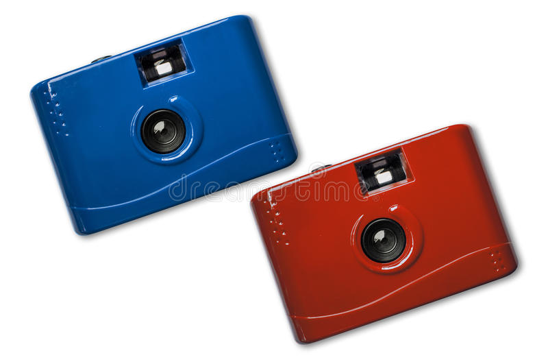Download Toy camera stock photo. Image of blue, cheap, automatic - 31847006