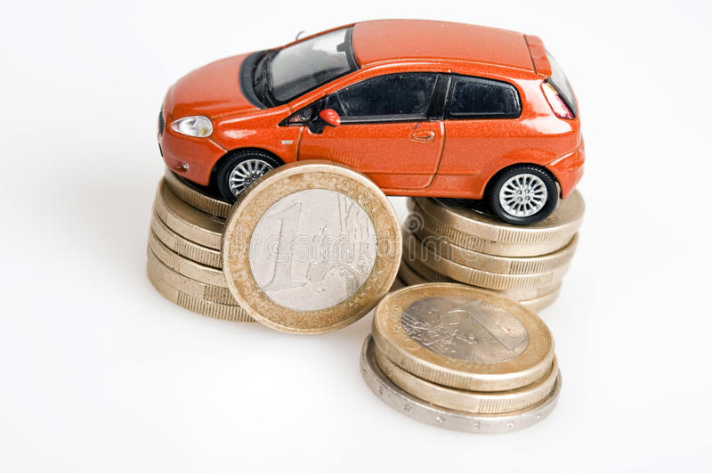 Download Toy car stock image. Image of concept, transport, coin - 20112111