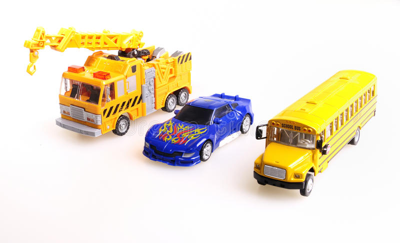 Download Toy Car stock photo. Image of white, transportation, small - 25132508