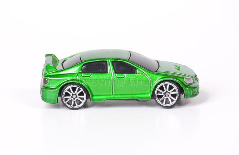 Toy Car stockbild