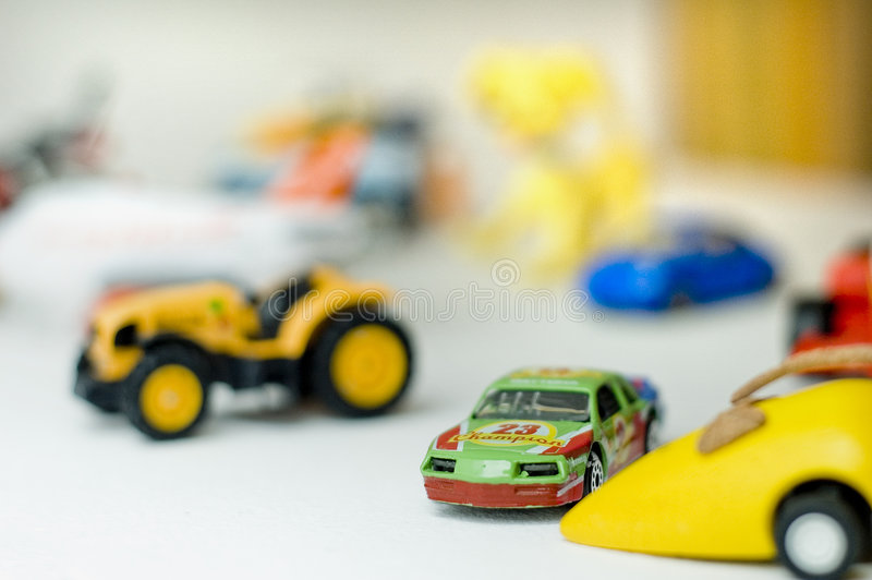 Download Toy Cars stock image. Image of playful, toys, amusing - 1754745