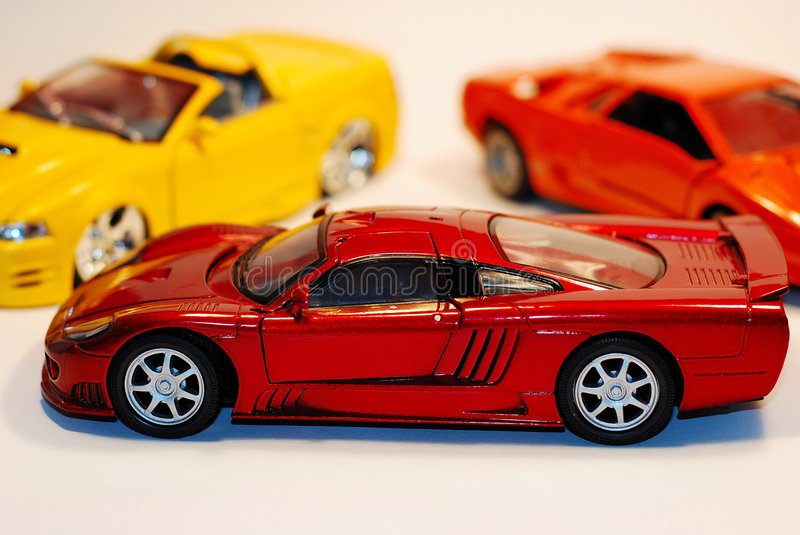 Download Toy Cars stock image. Image of funny, playtime, driving - 6373995