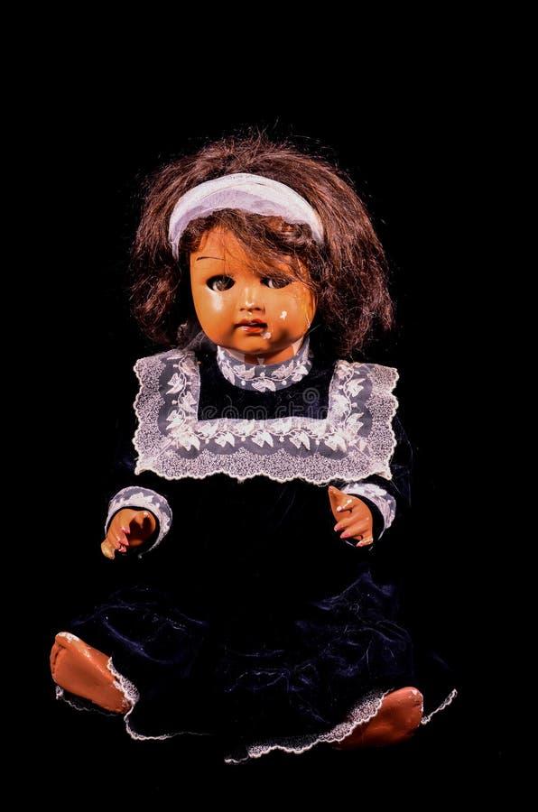Toy Ceramic Doll immagini stock libere da diritti