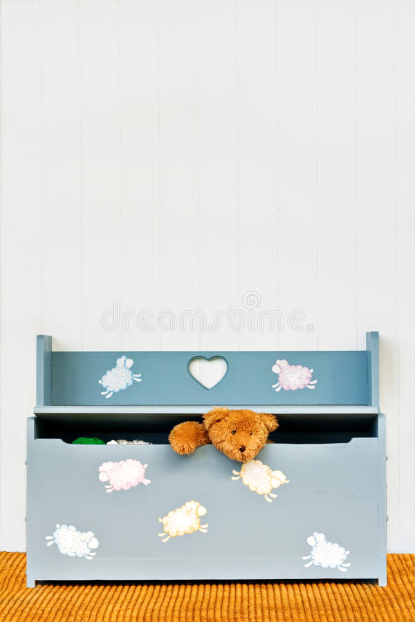Free Toy Chest Stock Images - 10004084