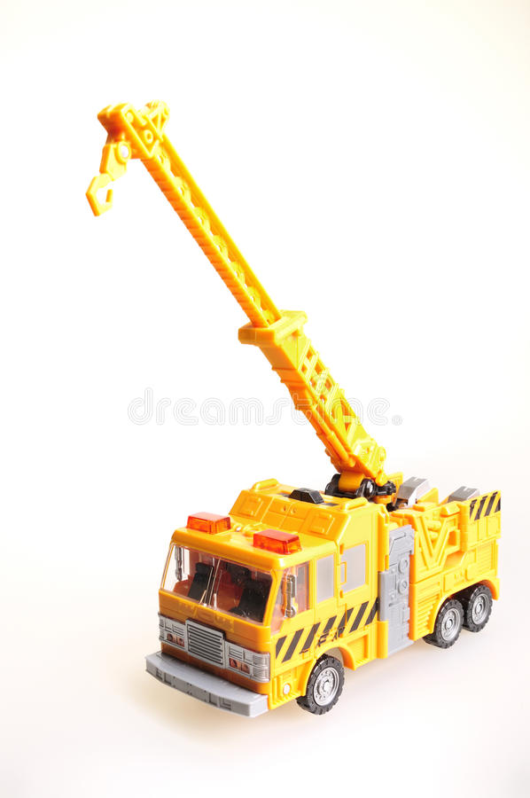 Download Toy Crane Royalty Free Stock Photos - Image: 25355568