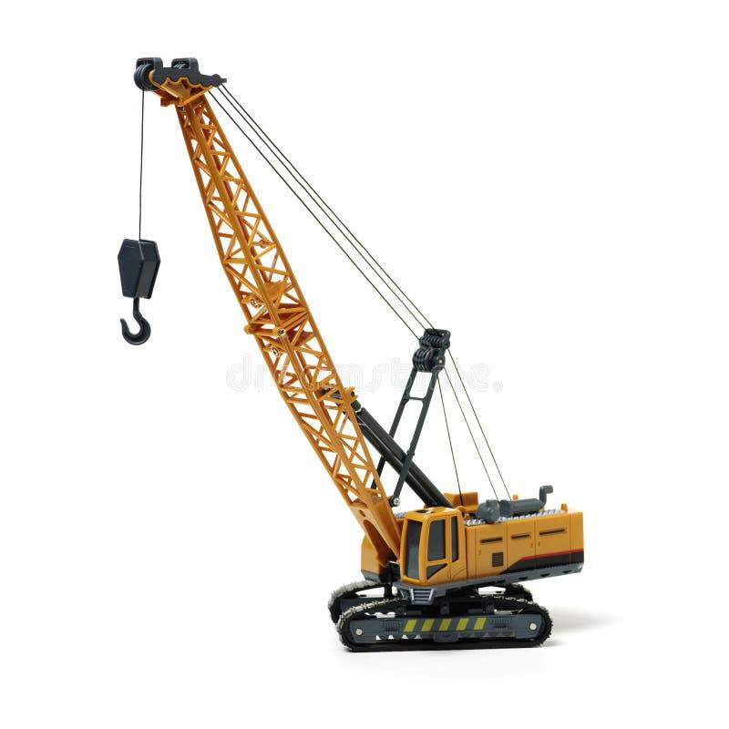 Toy Crane stock fotografie