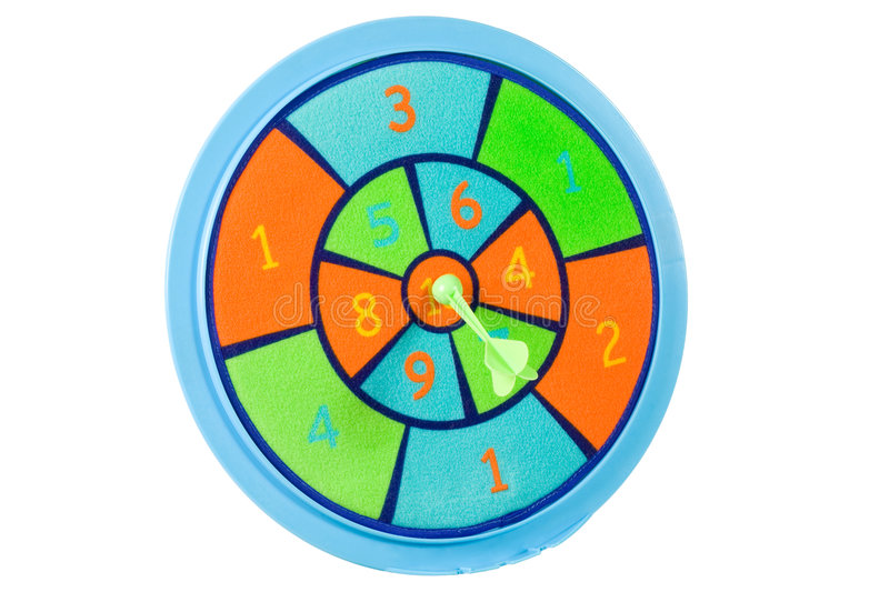Download Toy dart board stock photo. Image of bullseye, accurate - 6966664