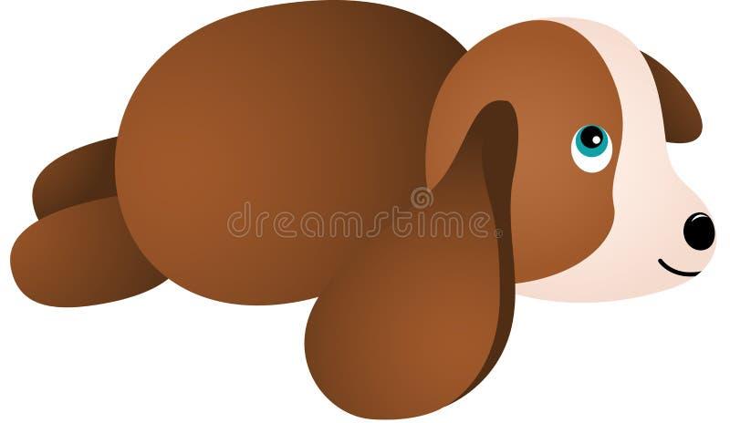 Download Toy Dog vektor abbildung. Illustration von ikone, hund - 47100685