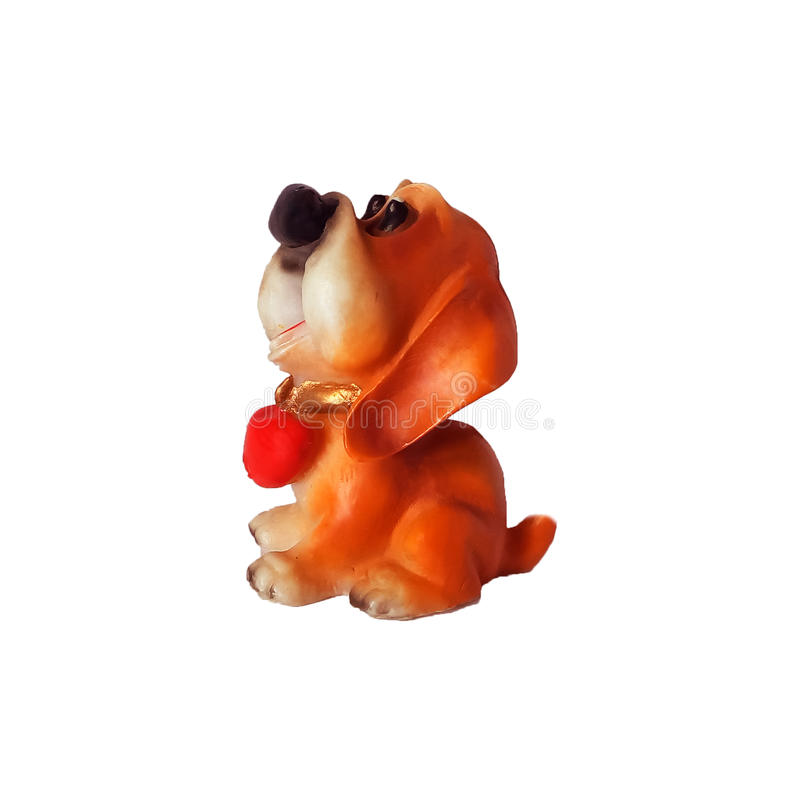 Toy Dog image libre de droits