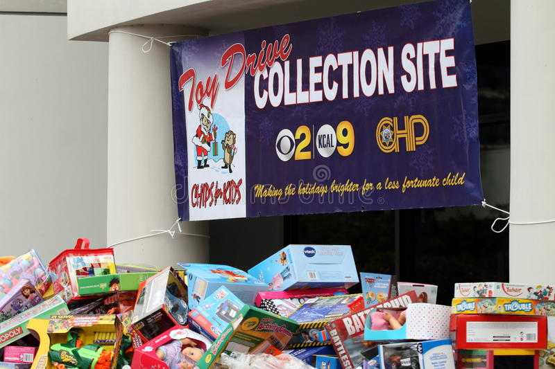 Download Toy Drive editorial stock photo. Image of banner, chips - 31011148