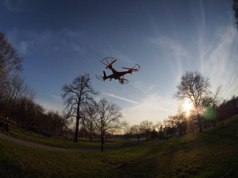 Toy Drones fotos de stock