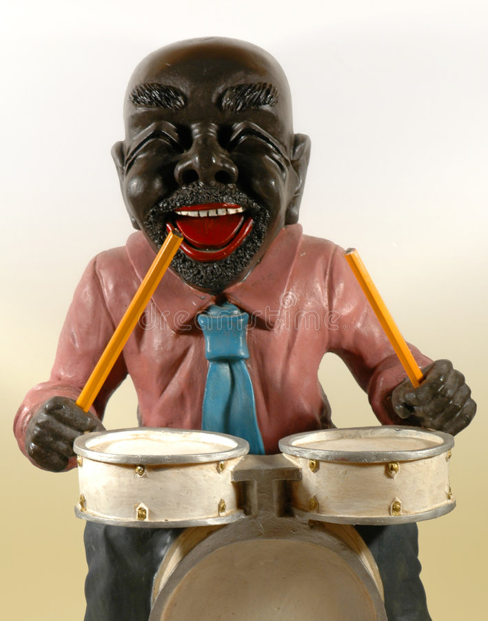 Download Toy Drummer stock photo. Image of performer, music, drum - 1612330