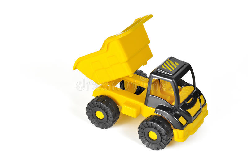 Download Toy Dump Truck stock photo. Image of simplicity, vehicle - 18431094
