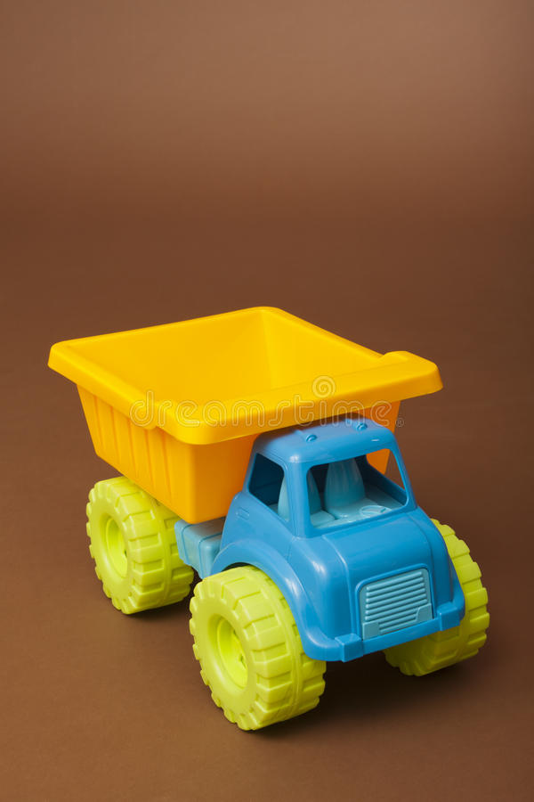Download Toy Dump Truck stock image. Image of green, mover, play - 25652359