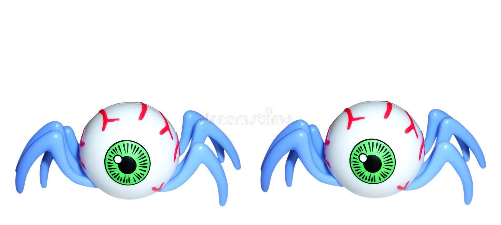 Download Halloween Eyes Walking With Legs Stock Illustration - Illustration: 227241