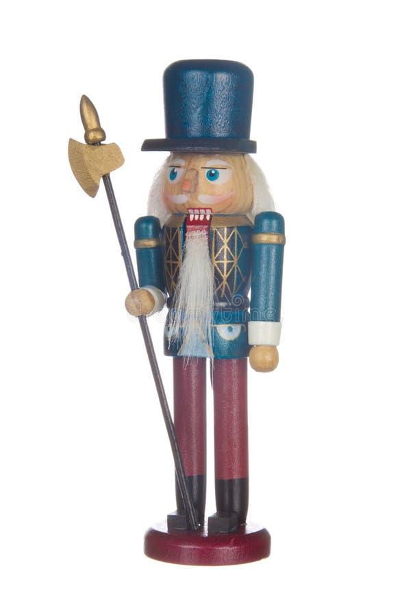 toy för guardnötknäpparesoldat royaltyfria foton
