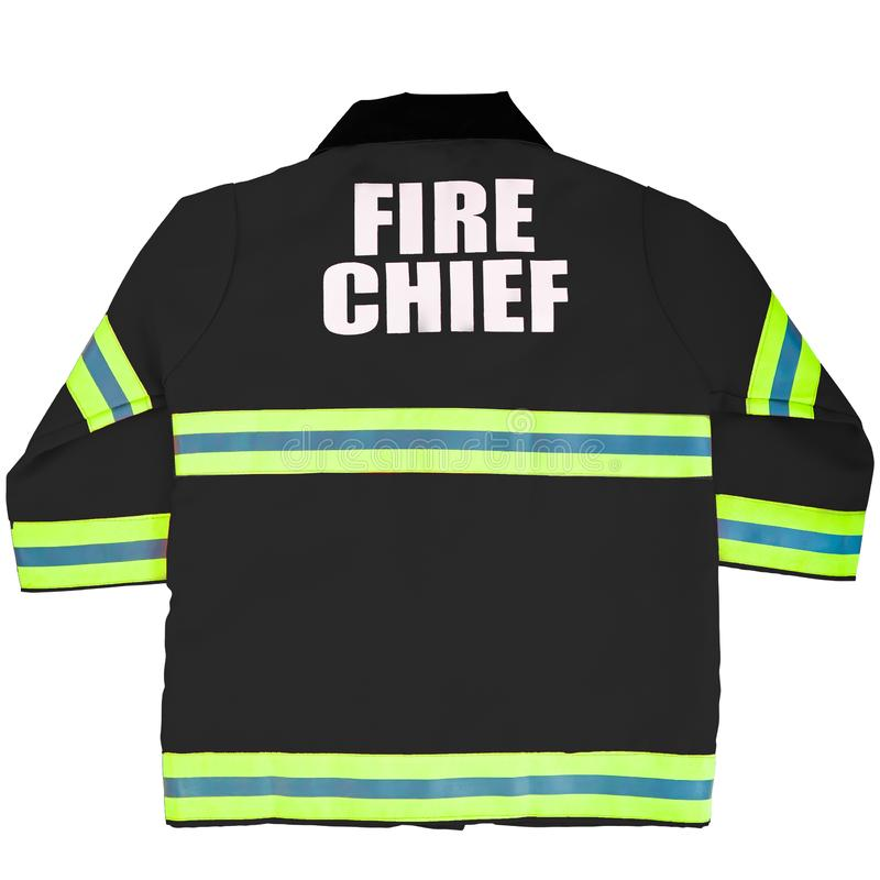 Toy Fireman Jacket imagens de stock royalty free